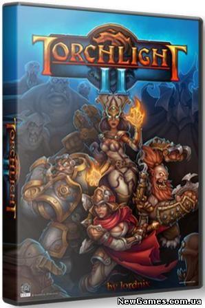Torchlight 2 скачать в Архиве - картинка 1