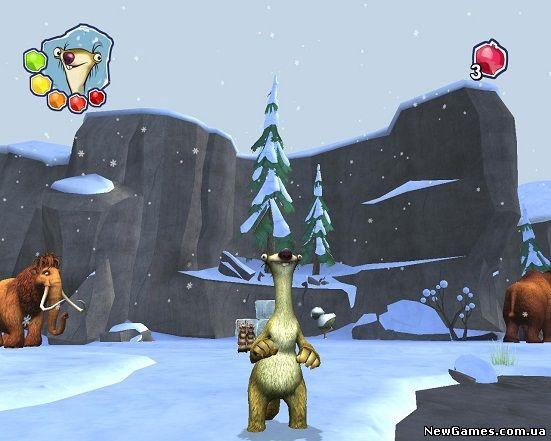 ледниковый период 3 игра на компьютер скачать бесплатно - фото 4