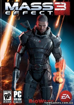 скачать Mass Effect 3