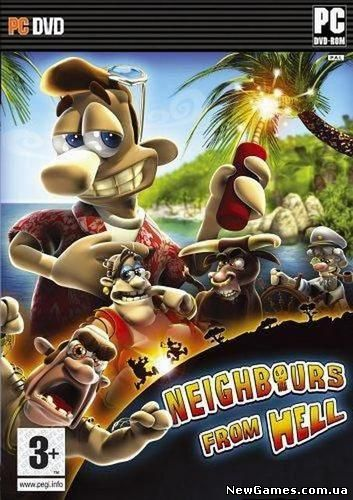 Neighbours from Hell: Anthology