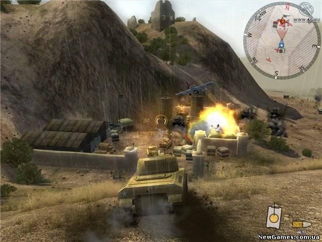 panzer elite action gold Танковая Гва�дия Д�н� в огне