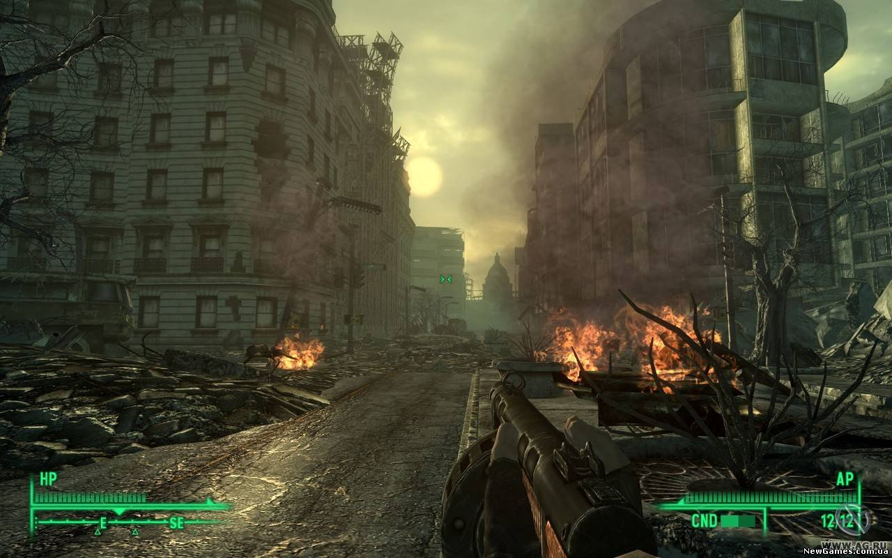 Fallout 3: Wasteland Edition скачать торрент, Бродилки ...: http://www.newgames.com.ua/load/games/shooter/download_fallout_3_wasteland_edition/31-1-0-1771