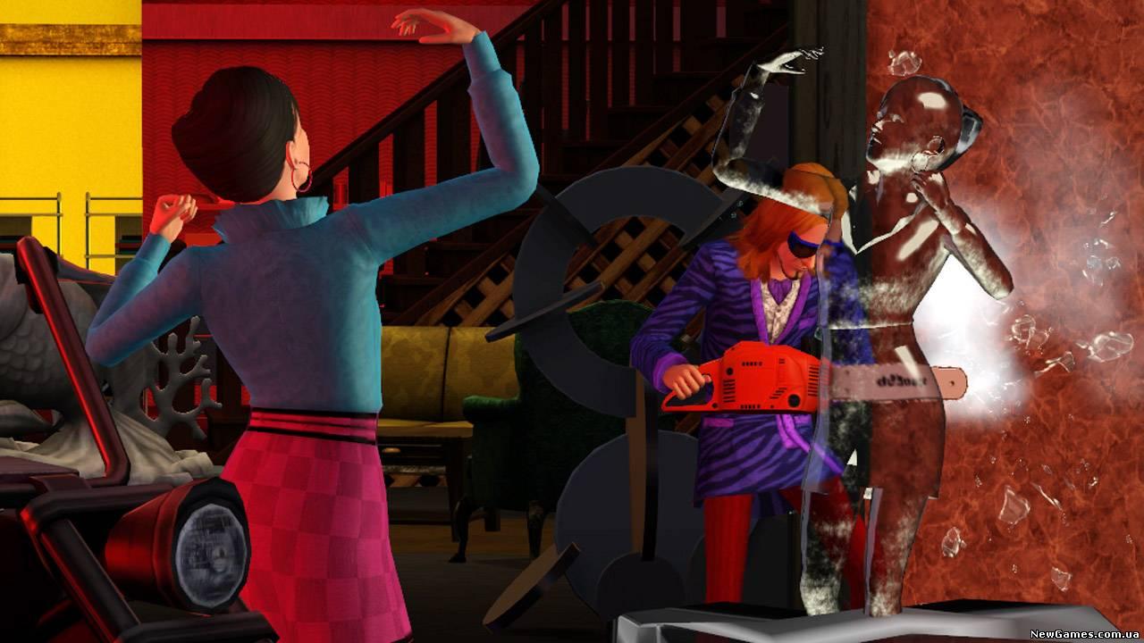 Игру Sims 3 Скоростной Режим
