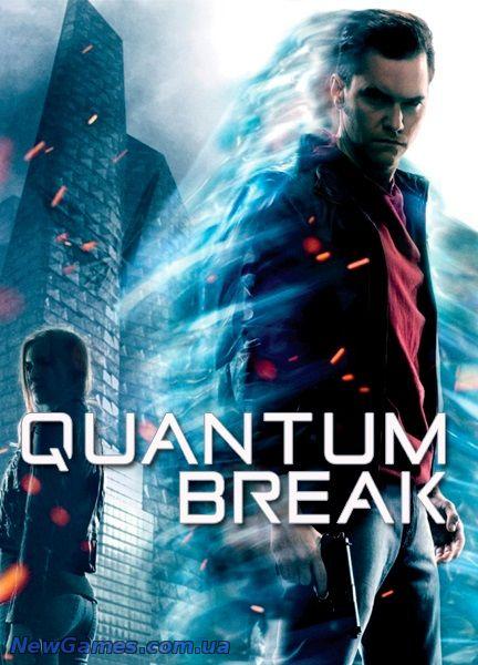 Quantum break скачать торрент, экшен (action) игры для пк.