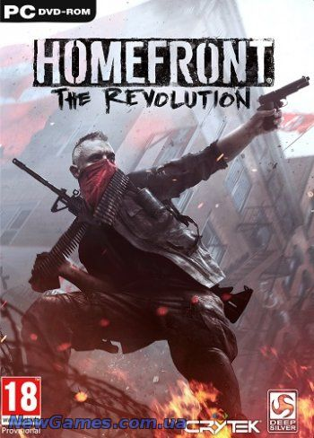 Скачать Homefront: The Revolution торрент