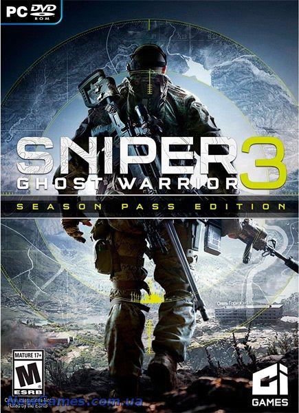 игра снайпер 3 скачать бесплатно на компьютер - фото 8