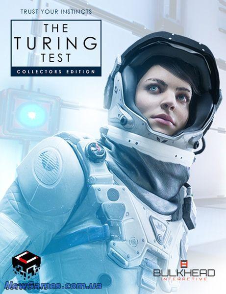 Скачать The Turing Test торрент